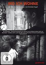 DOKUMENTATION - WO ICH WOHNE  DVD NEU