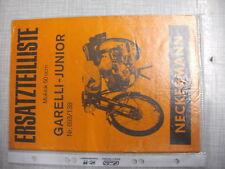 GARELLI Neckermann a due ruote Mokick Junior