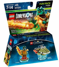 Lego Dimensions Fun Pack Cragger (71223)