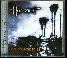 Holocaust The Courage To Be CD new nwobhm