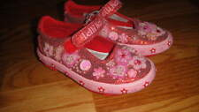 Lelli Kelly 24 Red Heart Sequen Shoes Darling 7