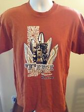 VINTAGE TIKI SURF COMPANY KAUAI, HAWAII T SHIRT MEDIUM