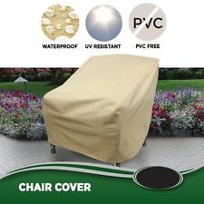 Allen Patio Chair Cover Weatherproof Tan