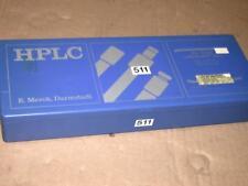 Waters E Merck Lichrocart 250 4 Hplc 50839 Cartridge Holder Column 511 Frees