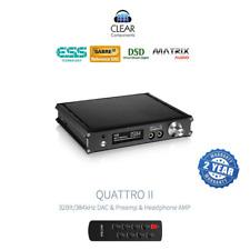 MATRIX QUATTRO II DSD DAC DIGITAL ANALOG CONVERTER - USB DA WANDLER HIGHEND