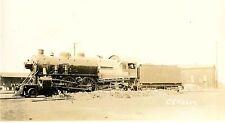 7D550 RP 1940s? PHILADELPHIA & READING RAILROAD CAMELBACK ENGINE #353 CAMDEN NJ