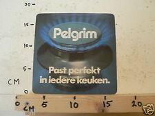 STICKER,DECAL PELGRIM PAST PERFECT KEUKEN LARGE NOT 100 % OK