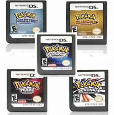 Kids Gift Pokemon Platinum Version Game Card For Nintendo 3DS NDSI NDS NDSL Lite