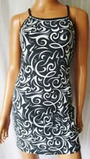 ***ARENA VESTITO Mini Abito Dress TG.S Cotone elasticizzato fantasia geometrica
