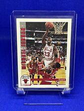 1992-93 Skybox Hoops Michael Jordan #30 Chicago Bulls Fair HOF GOAT