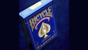 1 DECK Bicycle Passport playing cards USA SELLER!