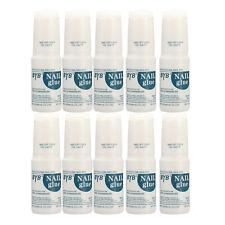 10 IN 1 Strong Nail Art Glue 3g Adhesive for Acrylic False Nail Tips Rhinestone