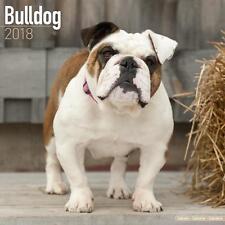 Bulldog 2018 Calendar 15% OFF MULTI ORDERS!