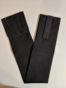 Black Cordura Horse Tail Bag