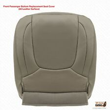 2004 2005 Doge Ram 1500 Lamarie PASSENGER Bottom Replacement Leather Cover TAUPE