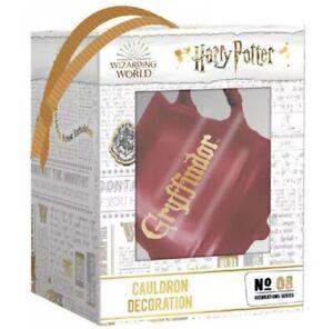 Harry Potter - Gryffindor Cauldron Hanging Decoration 🇬🇧 UK SELLER