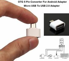 Micro USB Host Maschio a USB OTG Adapter per donna Android Tablet PC Telefoni &