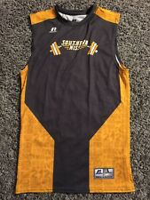Team Issued Used Usm Southern Miss Golden Eagles Football Jersey Tight Fit L