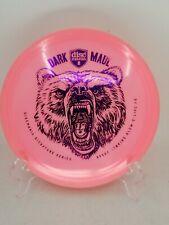 Discmania Color Glow C-Line PD Dark Maul 175g Pink/Purple Holo Stamp 9/10