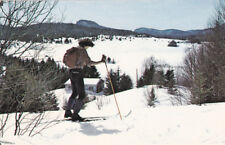 STE-AGATHE Des Monts , Quebec , Canada , PU-1986; Cross Country Skiing
