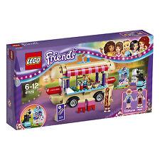 LEGO Friends 41129 Hot-Dog-Stand im Freizeitpark -  Verpackung Leicht Beschädigt