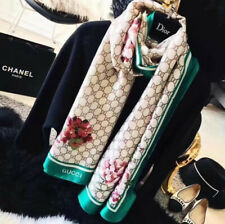 #GUCCI#Silk scarf shawl scarves For women#High Quality Brand New
