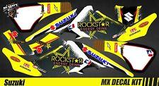 Kit Déco Quad / Atv Decal Kit Suzuki LTZ 400 - Rockstar 2