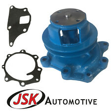 Single Pulley Water Pump for Ford New Holland 2600 3000 3600 4000 4600 5000 6600