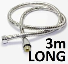 3m bathroom 0.75 shower head hose extra long pipe bathroum shawer tube