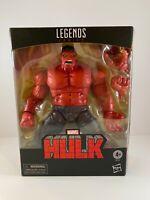 Marvel legends Red Hulk TARGET EXCLUSIVE BRAND NEW FACTORY SEALED