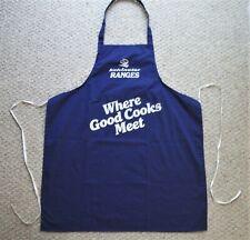 "Kelvinator Ranges Chefs Cooks Blue Bib Kitchen Apron ""Where Good Cooks Meet"""