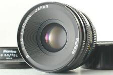NEAR MINT+3 Mamiya G 75mm f3.5 L MF Lens w/Hood For New Mamiya 6 From JAPAN F448