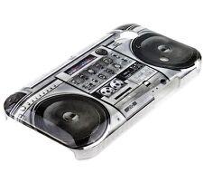 Hülle f Samsung Galaxy Ace S5830 Schutzhülle Case Hard Cover Ghettoblaster Radio