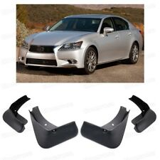 4 Mud Flaps Splash Guard Fender Car Mudguard for Lexus GS 200t 2016-2017 16 17