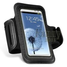 Gym Running Jogging Black Edge Sports Armband for Google LG Nexus 5 D820 D821