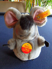 Steiff Mouse Mizzi from Knuffies Little Heros  IDs stuffed animal Germany 36