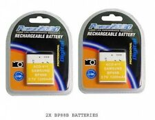 2 BP88B EA-BP88B Batteries for Samsung MV900 MV900F EC-MV900FBPBUS MV900FBPWUS