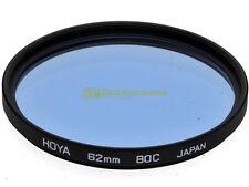 62mm. Filtro blu 80C Hoya