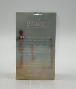 Philosophy Pure Grace Summer Moments Eau De Toilette Spray (Limited 60ml/2oz