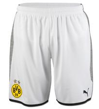 BVB Herren Short Hose 2017/2018 weiß Puma Größe XL