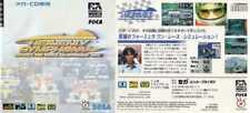 HEAVENLY SYMPHONY FORMULA ONE   SEGA MEGA CD MD MEGADRIVE JAPANESE