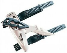 T-REX inox coltello subacqueo, tauchmesser con fantastico design-ACCIAIO INOX