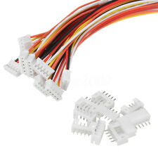 10 Sets Mini Micro JST 2.0mm PH 5-Pin Connector Plug With Wires Cables 300mm
