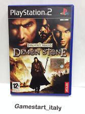 FORGOTTEN REALMS DEMON STONE (PS2) USATO IN OTTIME CONDIZIONI - USED PERFECT