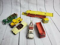 """Lot Of Lesney """"MatchBox"""", RIO , Vitesse And Solido Diecast Cars"""