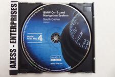 BMW 3 5 7 Series X5 Z8 Navigation CD 502 Edition 2005 Map # 4: AR LA MS OK TN TX