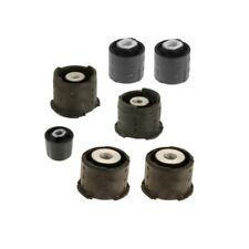 BMW E46 Rear Subframe Mounts Differential Axle Carrier Bushing Support Kit New
