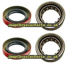 2 X REAR WHEEL BEARING KIT FOR JEEP GRAND CHEROKEE ZJ 1993-1998 DANA44 REAR AXLE