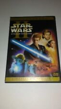 Star Wars Episode II: Attack of the Clones (DVD, 2002, 2-Disc Set, Widescreen Sp