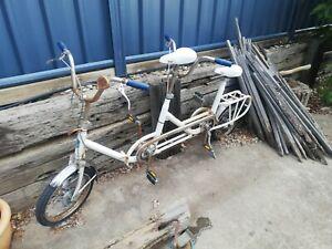 Graziella Folding Tandem Bike